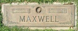 Ruby Gertrude Maxwell