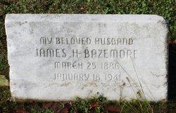 James H Bazemore