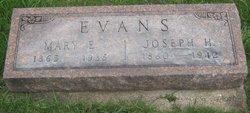 Joseph H Evans