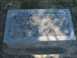 George Edward Gruno