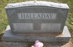 Lloyd Irving Halladay