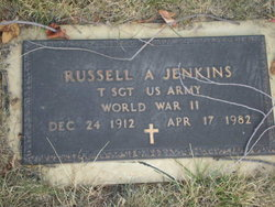 Sgt Russell A Jenkins