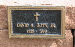 David A Doty, Jr