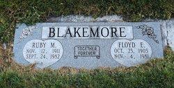 Ruby May <I>Kammer</I> Blakemore
