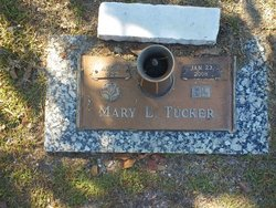Mary <I>Little</I> Tucker