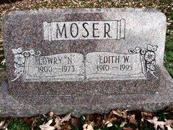 Lowry N Moser