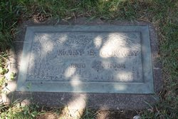 Mary E Conway