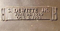 Samuel Dewitte Gregory, Jr