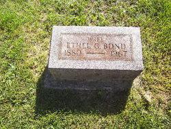 Ethel Vernie <I>Gifford</I> Bond