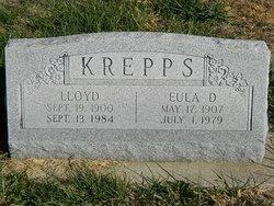 Eula D Krepps
