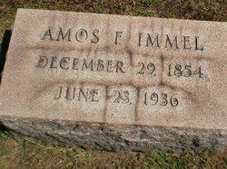 Amos F. Immel