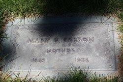 Mary E <I>Raycraft</I> Gibson