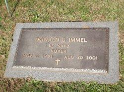 Donald Gene Immel
