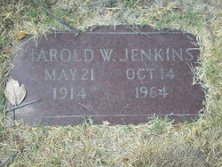 Harold W Jenkins
