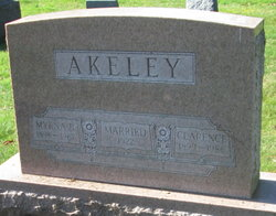 Clarence C Akeley