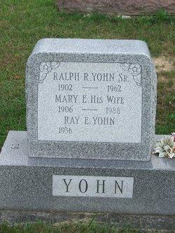 Ralph Raymond Yohn, Sr