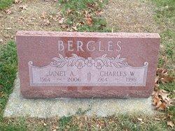 Janet A Bergles