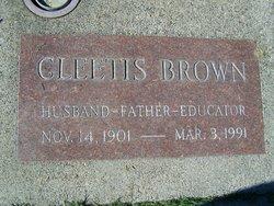 Cleetis Brown