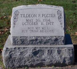 Tildeon Poe Foster