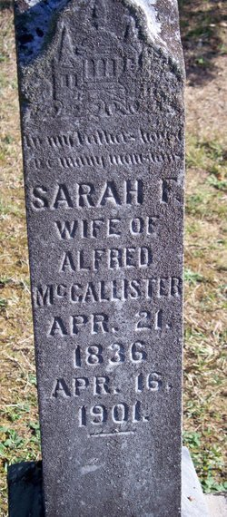 Sarah F. McCallister