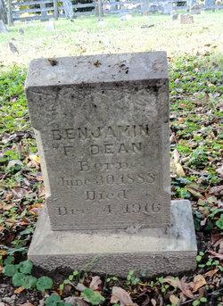 Benjamin F Dean