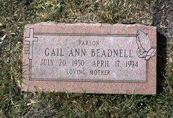 Gail Ann Beadnell