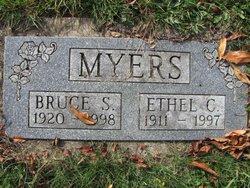 Bruce S Myers