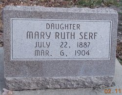 Mary Ruth Serf