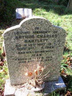 Arthur Charles Bartlett