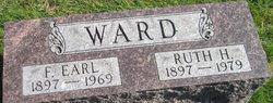 Ruth H Ward