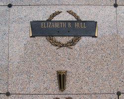 Elizabeth B Hull
