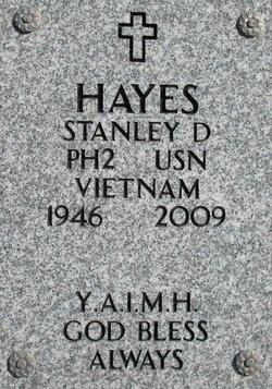 Stanley Dean Hayes