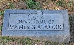 Infant Daughter Wood