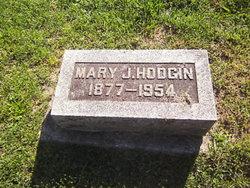 Mary J. Hodgin
