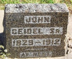 John William Geidel, Sr