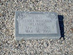 Eunice <I>Whigham</I> Meadows