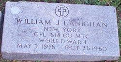 William J Lanighan