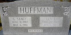 George Stacy Huffman