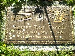 "Robert ""Rob"" Cerrib"