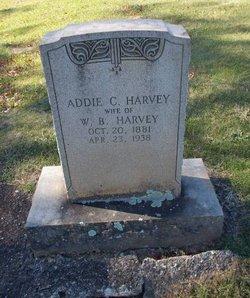 Addie C Harvey