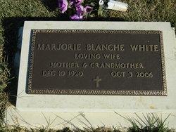 Marjorie Blanche White