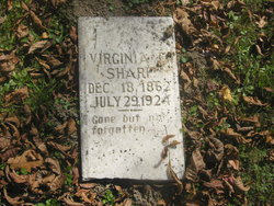 Virginia Emily <I>Tharp</I> Sharp
