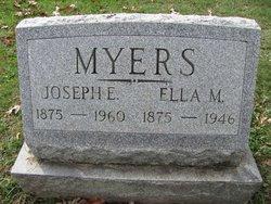 Ella M Myers