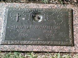 David E McMillon