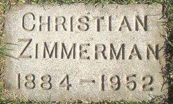 Christian Zimmerman