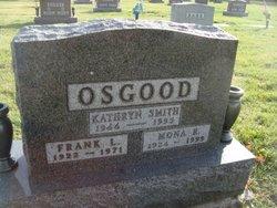 Mona Ruth <I>Marsh</I> Osgood
