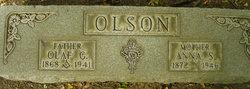Olaf Gustaf Olson