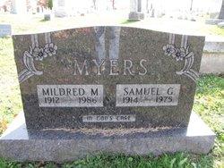 Samuel George Myers, Sr
