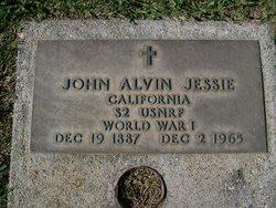 John Alvin Jessie