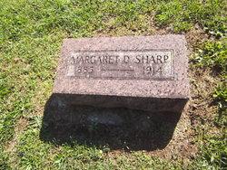 Margaret D. Sharp